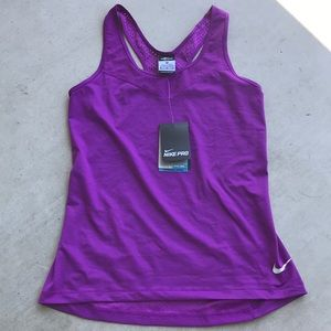 Nike Pro Dri-Fit Tank, NWT, Medium